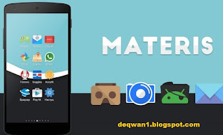 Materis - Solo Theme Android