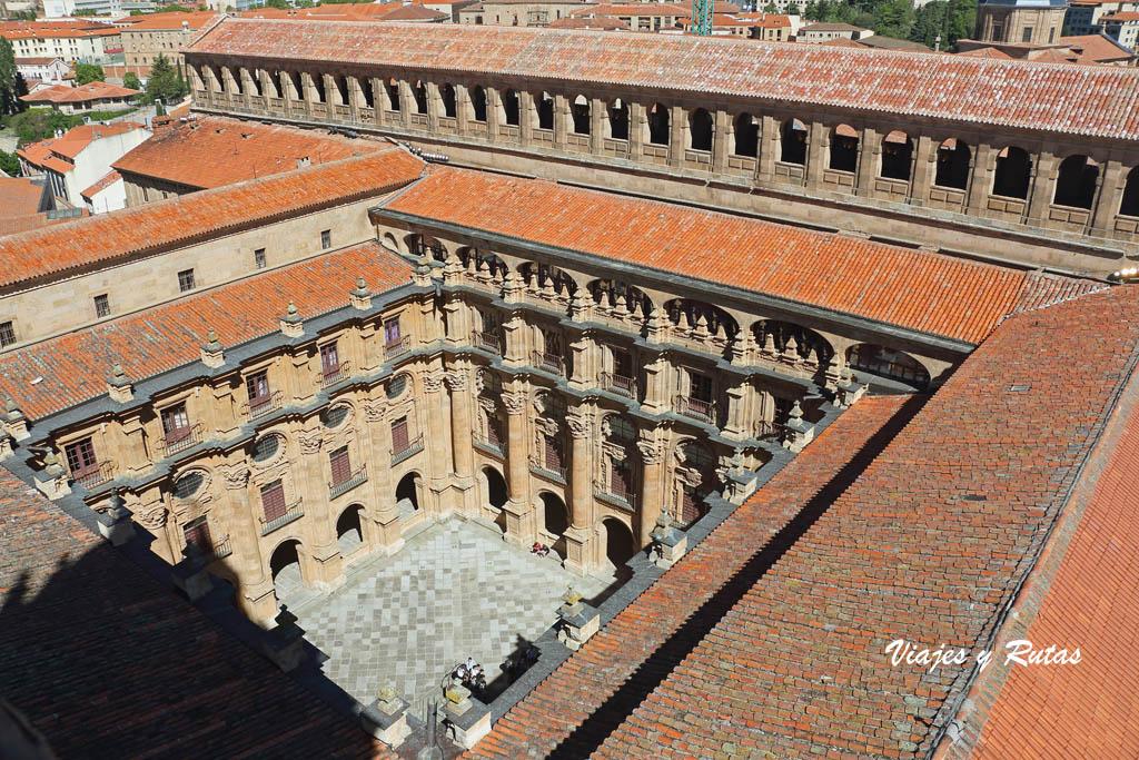 La Clerecía de Salamanca