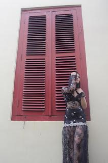 Fotografi Foto model Igo Cantik Devi dari Makassar arab