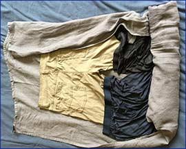 proceso para secar ropa sin retorcer
