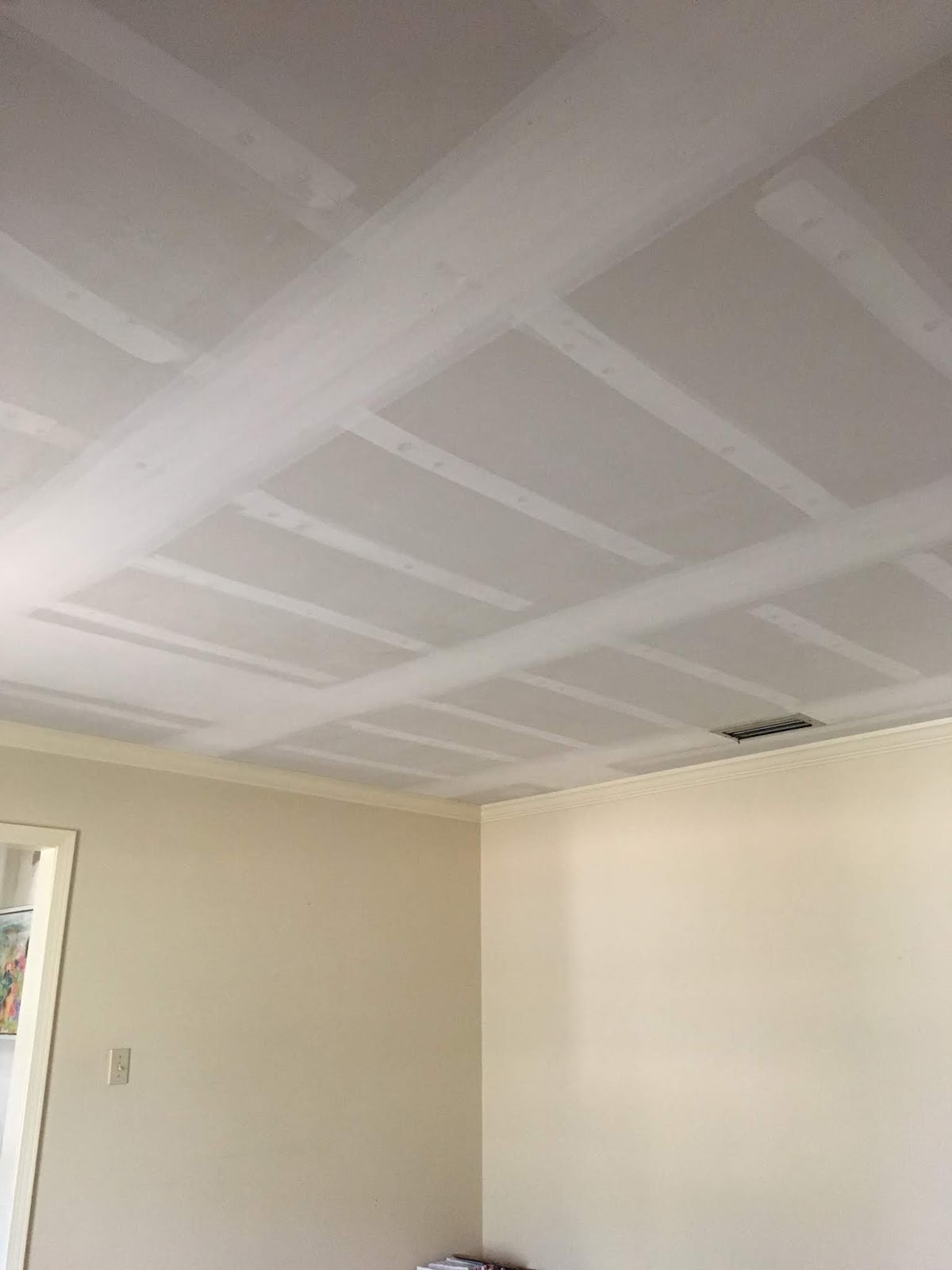 Ceilings After Popcorn Removal