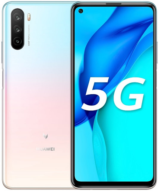 Huawei Maimang 9 5G Launched With 6.8inch FullHD+ Display, 8GB RAM, 64MP Camera & More