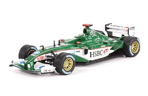 Jaguar R4 2003 Mark Webber f1 the car collection