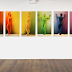 Matthew Morrocco, "Orchid: RGB"