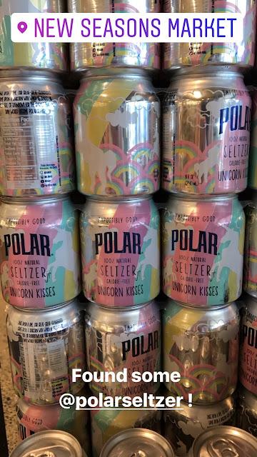 August Favorites Polar Seltzer