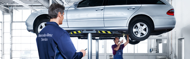 2019 Maintenance Mercedes Benz