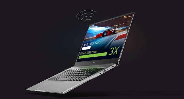 Acer launched new Swift 3 laptop models in India; comes with 10th Gen Intel Core i7 Processor and fingerprint scanner