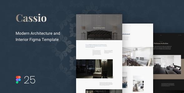 Architecture Figma Template