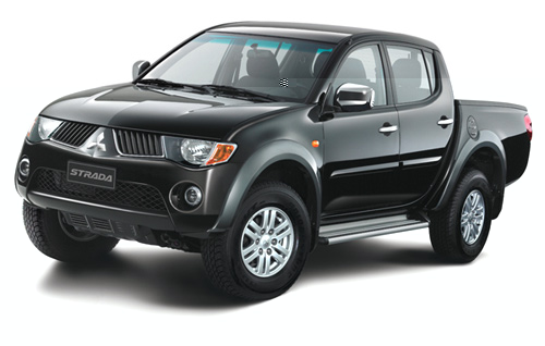 Mitsubishi Pajero Sport and Triton 2011, The More Powerful