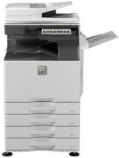 Sharp MX-3550N Scanner Driver Download