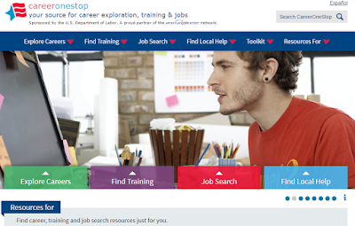 CareerOneStop: Your Source for Career Exploration, Training, and Jobs [Shy Job Seeker Blog]