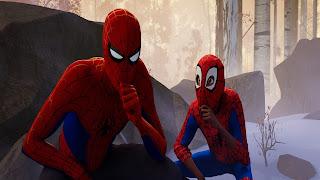 Spider-Man Into The Spider Verse Background 1920x1080