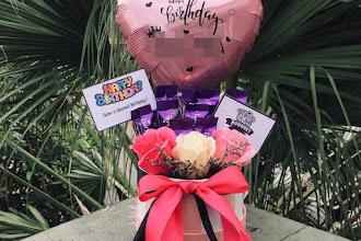 Birthday Surprise Bouquet, Pemberian Kecil Tapi Bermakna