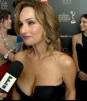 Giada De Laurentiis Boobs Cleavage Daytime Emmys