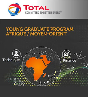 Total Nigeria Plc 2019 Young Graduate Programme (YGP) | Apply Now