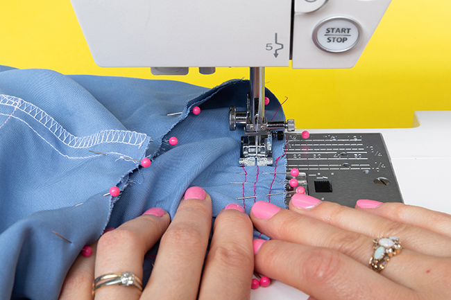 Tilly and the Buttons - Ten tips for sewing gathers