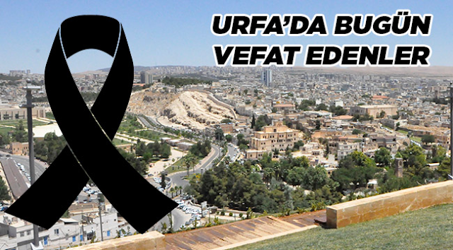Urfa'da 7 kişi hayatını kaybetti