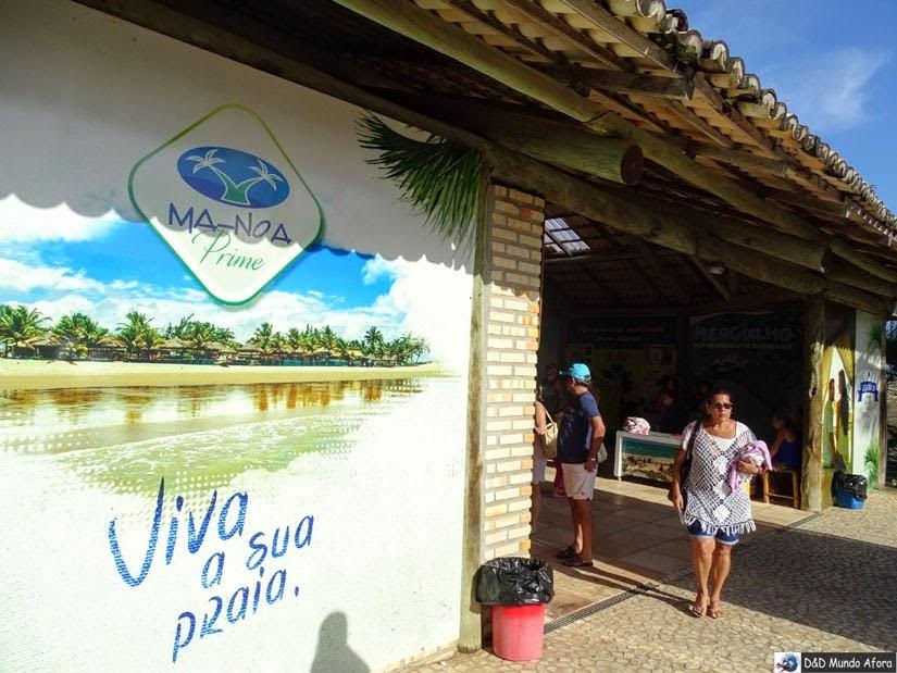 Ma Noa Parque Aquático - Diário de Bordo - Natal (RN) - Maracajaú