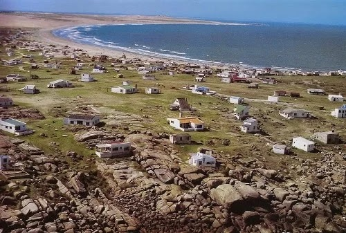 The famous village without electricity and water in Uruguay