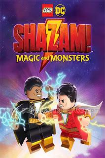 Lego DC Shazam: Magia Y Monstruos (2020) [Latino-Ingles] [Hazroah]