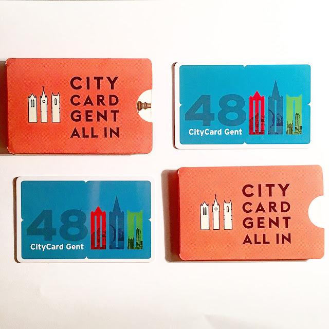 Le Chameau Bleu - La CityCard Gent - Transport à Gand Belgique