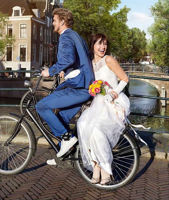 """Thành phố Amsterdam, Hà Lan """"phát chồng"""" cho nữ du khách 3"""