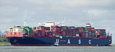 سفن الحاويات