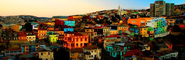 Diferença de fuso horário em Valparaíso X Brasil