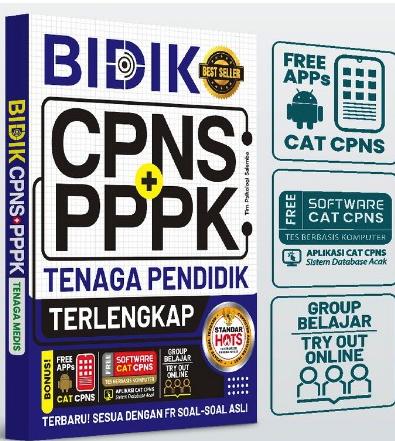 Buku Soal HOTS CPNS Guru Dosen GTK