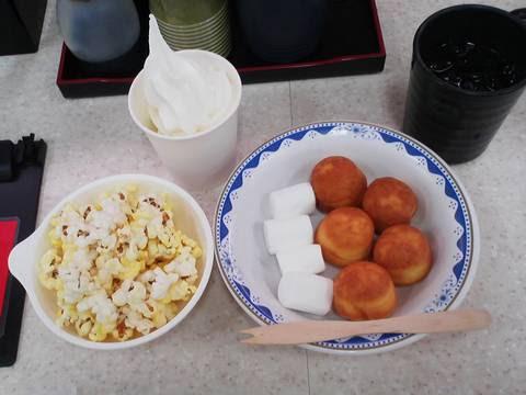 縁日コーナー¥324 回転寿司かいおう一宮尾西インター店