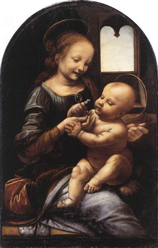 Benois Madonna (1479-80)