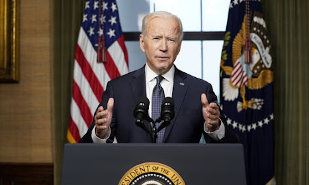 President Joe Biden Unveils Plan to Withdraw U.S. Troops from Afghanistan by Sept. 11 2021