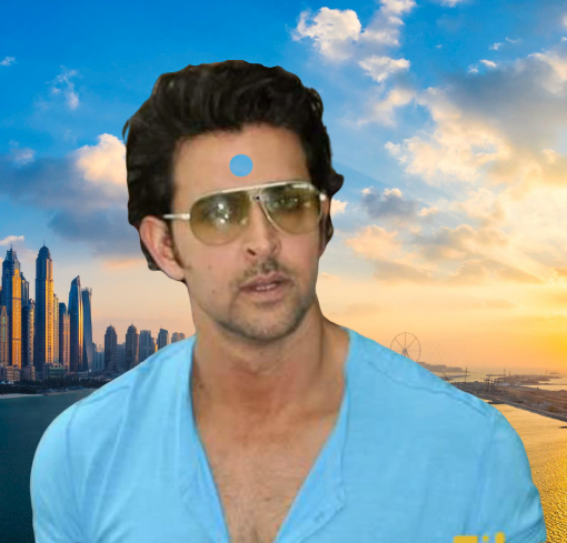 Hrithik Roshan Indian film actor