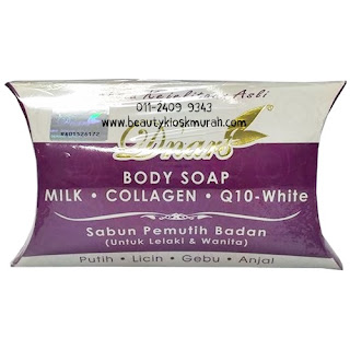 Dnars Whitening Body Soap