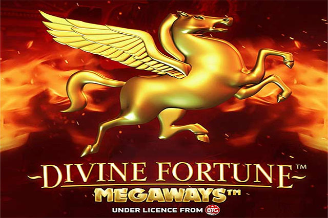 ULASAN SLOT NETENT DIVINE FORTUNE MEGAWAYS