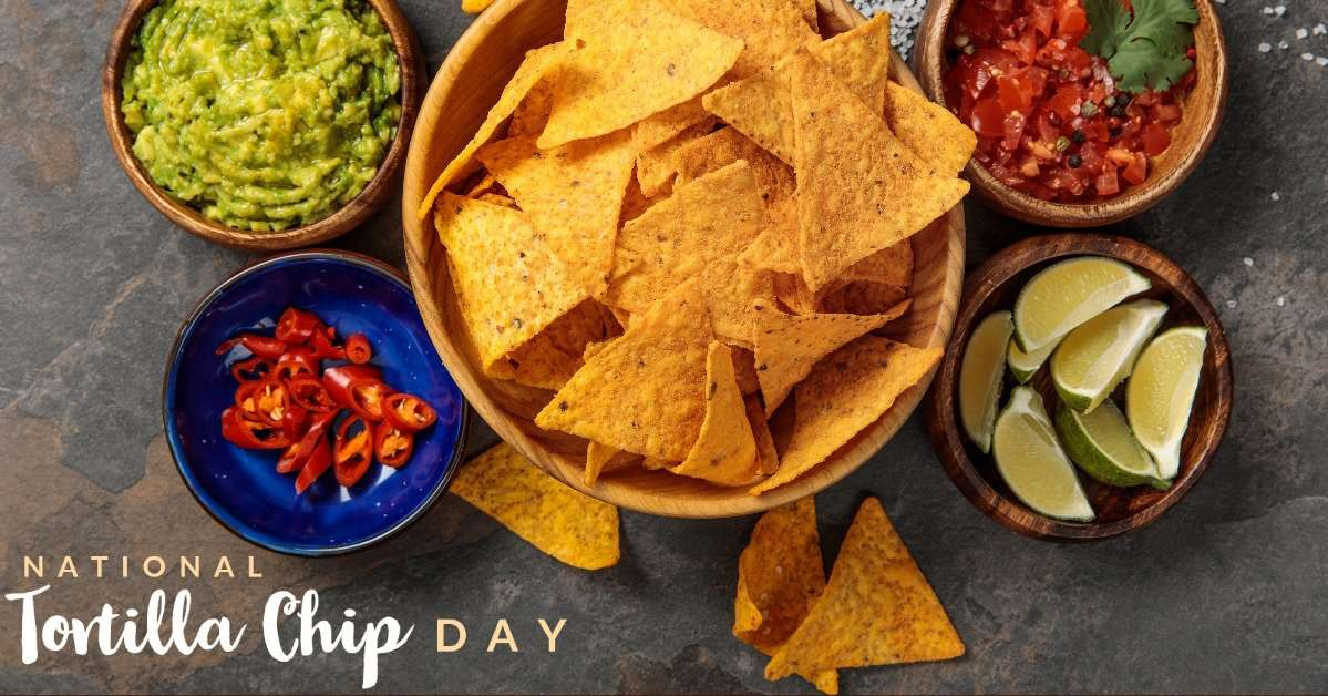 National Tortilla Chip Day Wishes