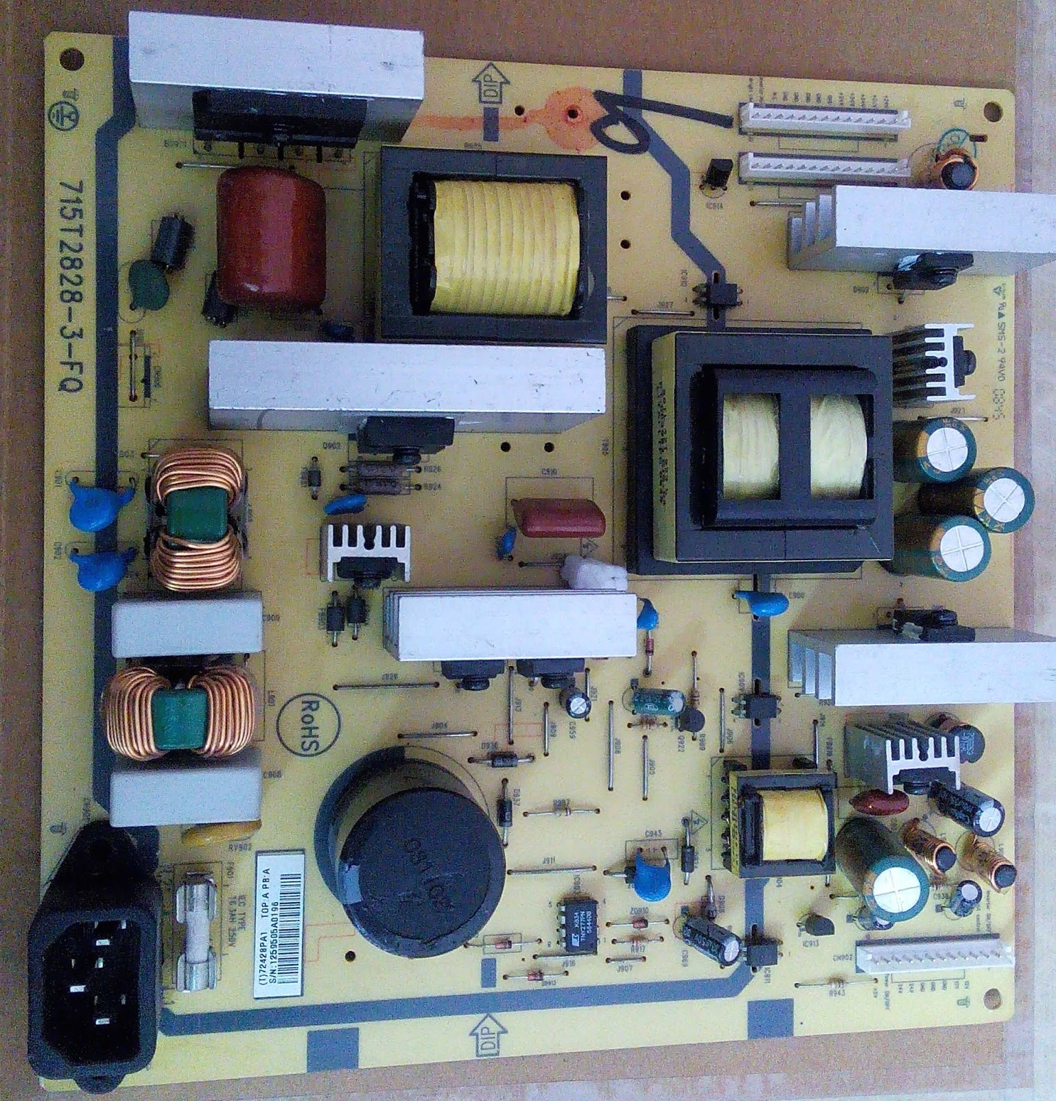 Aoc Led And Lcd Tv Power Main Board Available Bulk Numbers Circuitboardforlcdledtvtvjpg