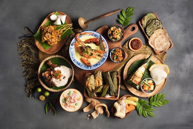 Sajian Merentasi Zaman, Four Seasons Hotel KL, Ramadan 2020, Ramadan Buffet 2020.Ramadan Buffet, Food