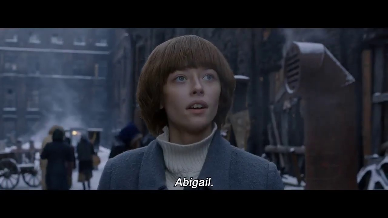 """Abigail e a cidade proibida"" mistura filmes de distopia mas se perde no roteiro"