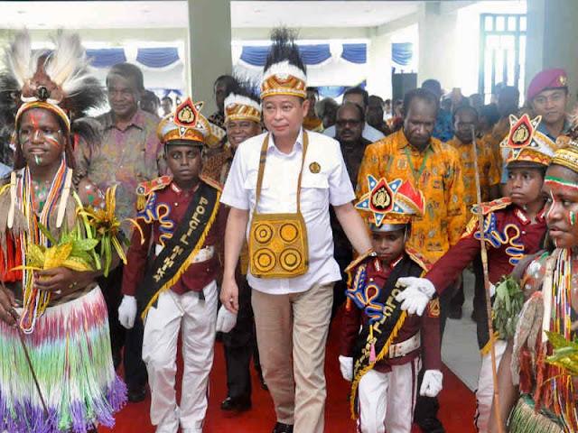 Ignasius Jonan Harap Putera-Puteri Papua Pimpin PT Freeport Indonesia