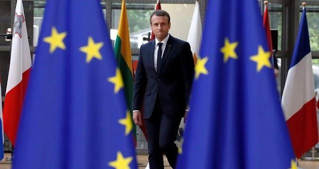 Μακρόν: Η Γαλλία ενισχύει τη στρατιωτική της παρουσία στην Αν. Μεσόγειο υπέρ της Ελλάδας!