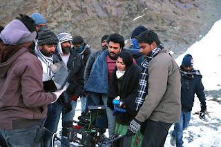 Padi Padi Leche Manasu Movie Working Stills