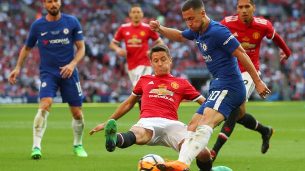[Goals Highlight] Man United 1 – 1 Chelsea (Watch Here)