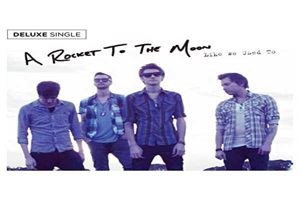 Lirik Lagu A Rocket To The Moon Like We Used To dan Terjemahan