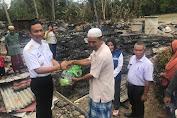 Wakil Bupati Wajo Kunjungi Korban Kebakaran di Barangmamase