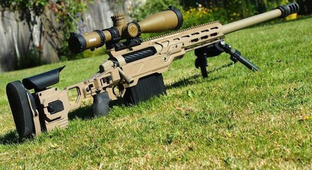 Канада передасть Україні партію снайперських гвинтівок