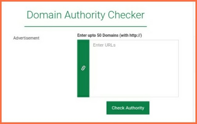 small seo tools to know your domain authority