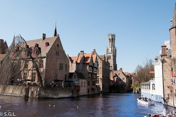 Brujas. Mis 10 ciudades favoritas de Europa