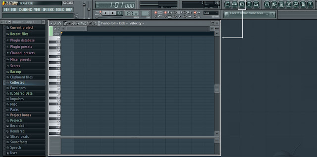 fl studio 11 piano roll