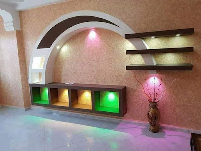 decoration plasma platre